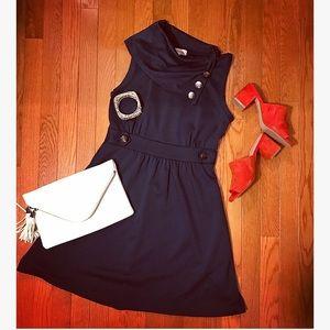 ModCloth, navy, sailor dress!